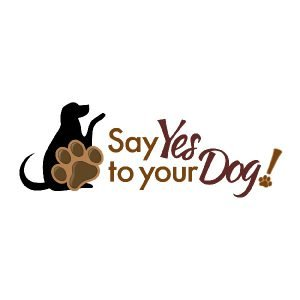 Say Yes To Your Dog Logo
